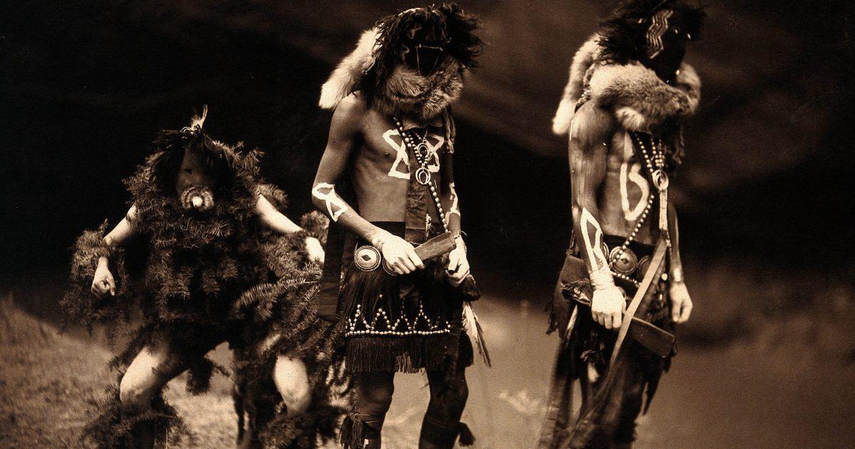 Оргии индейских племен онлайн